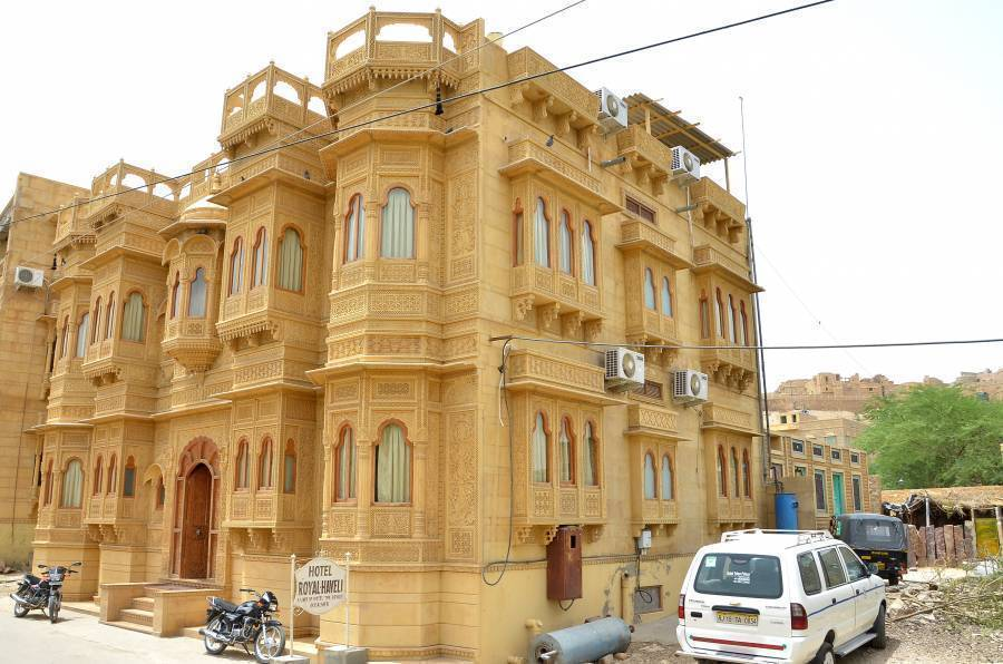 Hotel Royal Haveli, Jaisalmer, India, fine holidays in Jaisalmer