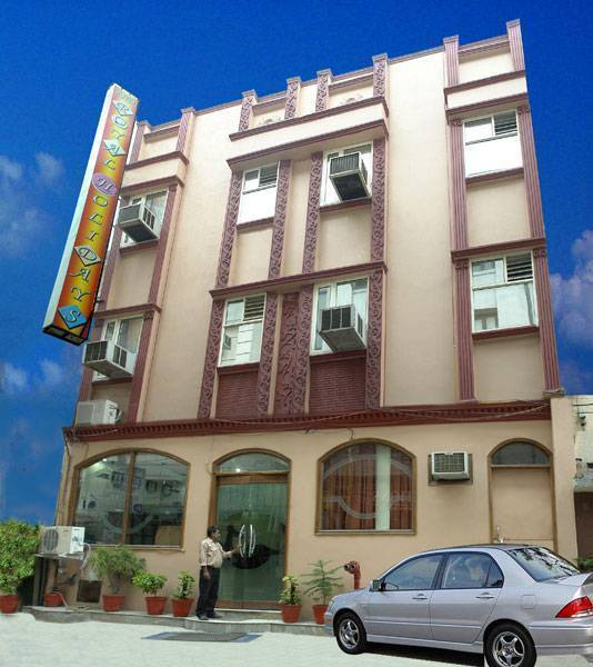 Hotel Royal Holidays, Delhi Cantonment, India, India hostels and hotels