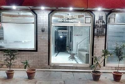 Hotel Shreeram Deluxe, Delhi, India, India hostels and hotels