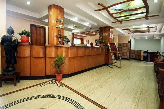 Hotel Sikkim Continental, Gangtok, India, India hostels and hotels