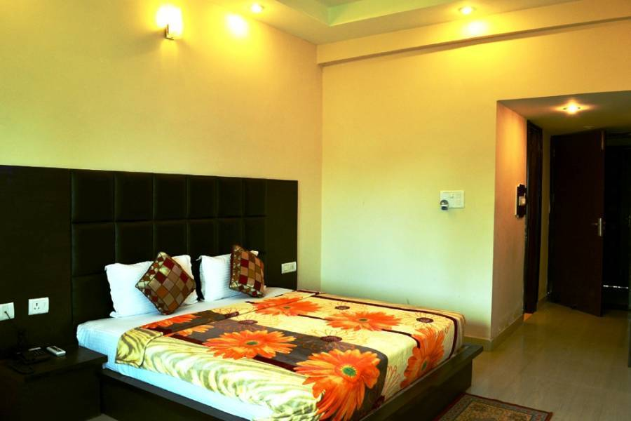 Hotel The Great Ananda, Haridwar, India, hostels near the music festival and concerts in Haridwar