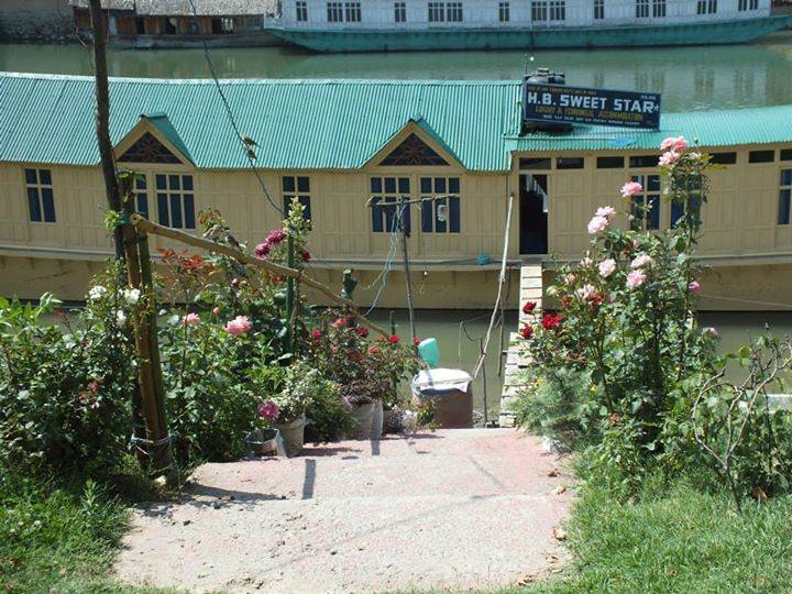 Houseboat Sweetstar, Srinagar, India, top destinations in Srinagar