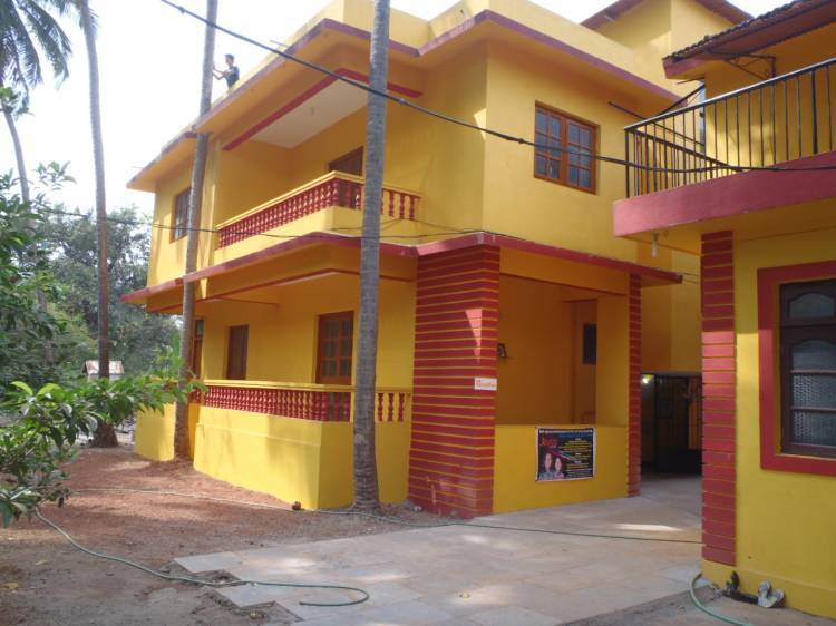 Jacqueline Residency, Calangute, India, best travel website for independent and small boutique hostels in Calangute