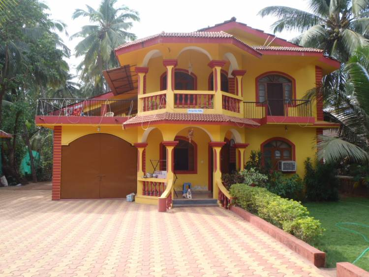 Jacqueline Residency, Calangute, India, India hostels and hotels