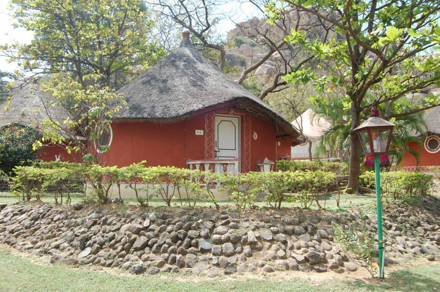 Kishkinda Hertiage Resort, Hampi, India, international hostel trends in Hampi