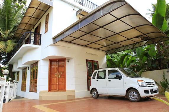 Kumarakom Guest House, Kottayam, India, India hostels and hotels