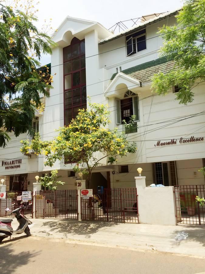 Maaruthi Vasantham, Chennai, India, India hostels and hotels