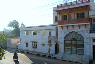 Mahar Haveli Bed and Breakfast, Jaipur, India, India bed and breakfasts and hotels