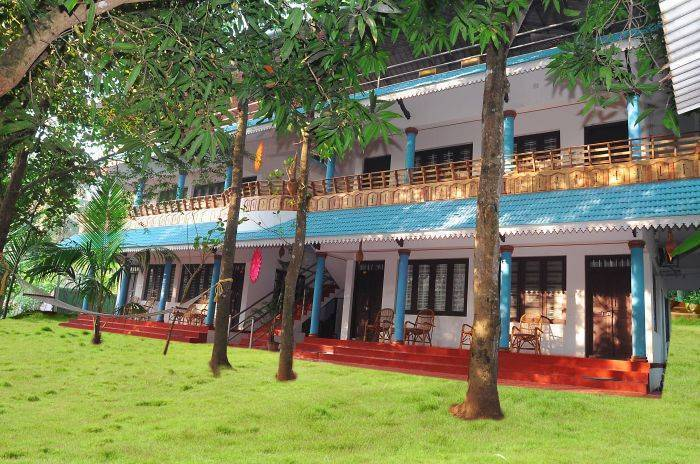 Marari Beach Villas, Alleppey, India, India hostels and hotels