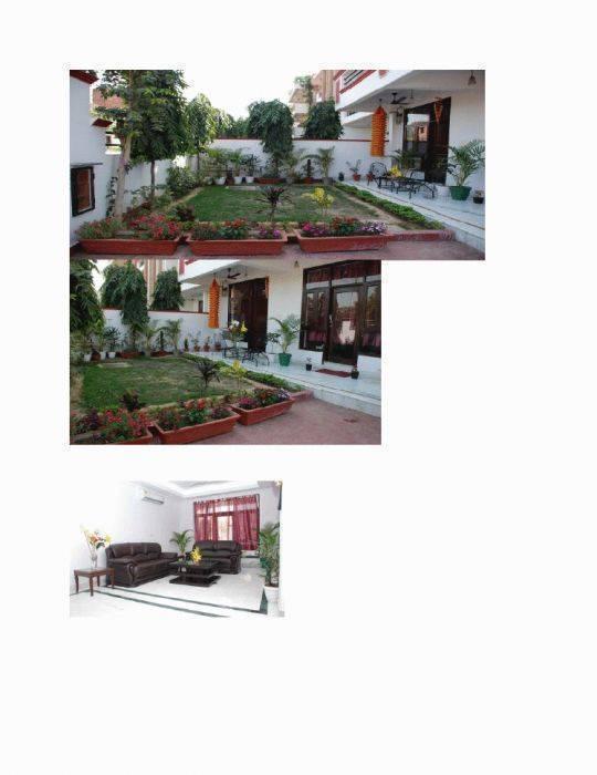 Nandi's Cottage, Gurgaon, India, India hostels and hotels