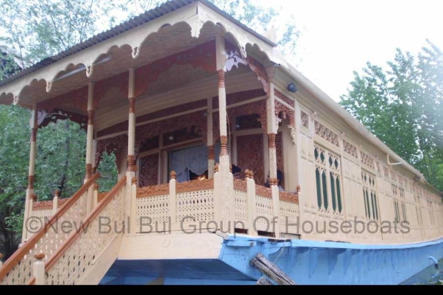New Bul Bul Group Of Houseboats, Srinagar, India, India bed and breakfasts and hotels