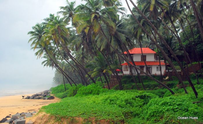Ocean Hues Beach House, Cannanore, India, India hostels and hotels