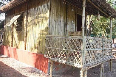 Om Lake Resort, Goa, India, best luxury hostels in Goa