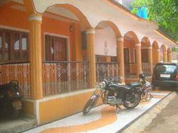 Orange House, Anjuna, India, India hostels and hotels