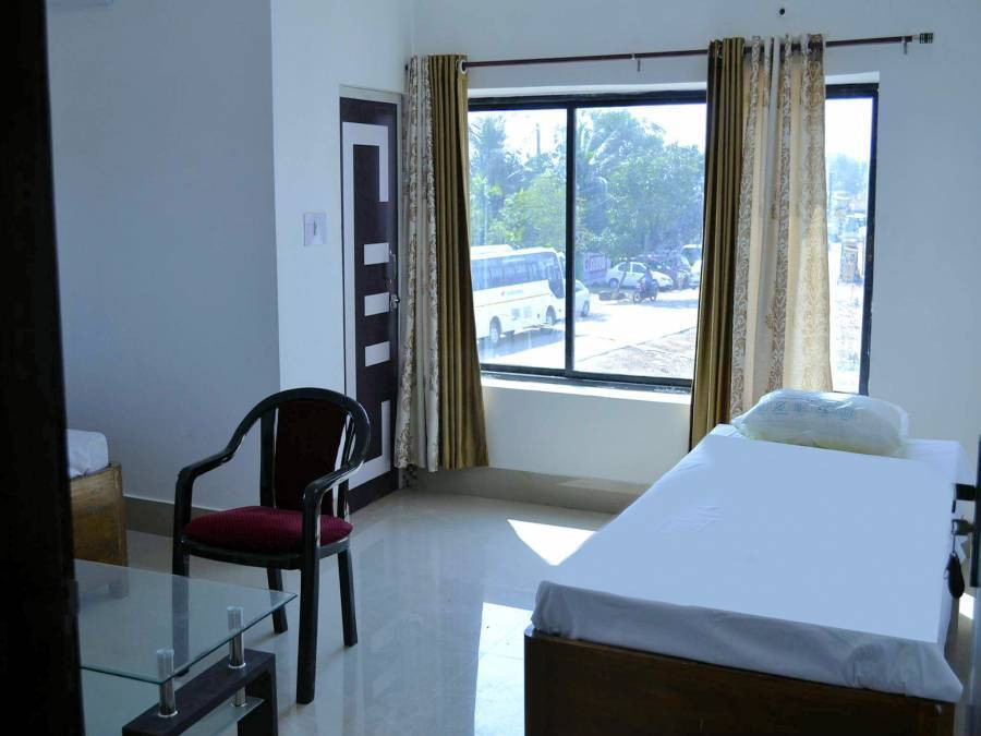 Pagoda Inn, Konarka, India, how to select a hostel in Konarka