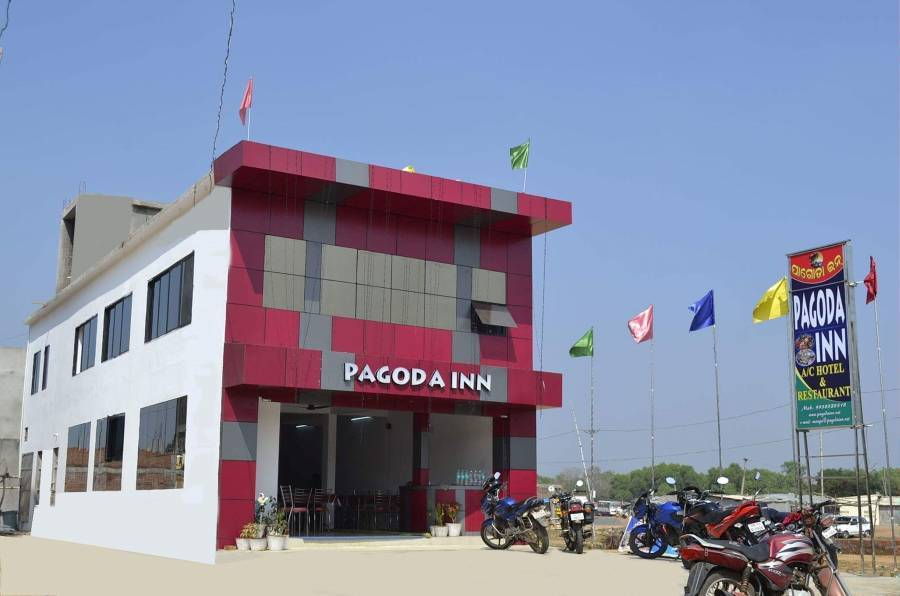 Pagoda Inn, Konarka, India, India hostels and hotels