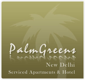 Palm Greens Furnished Service Apartments, New Delhi, India, India bed and breakfasts and hotels