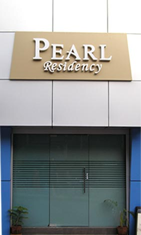 Pearl Residency, Juhu, India, India bed and breakfasts and hotels