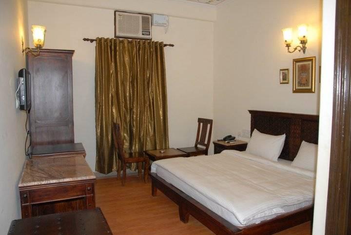 Rajputana Haveli, Jaipur, India, Pristupačne posadama, mirovinama, backpackers, ruralnim kućama i apartmanima u Jaipur