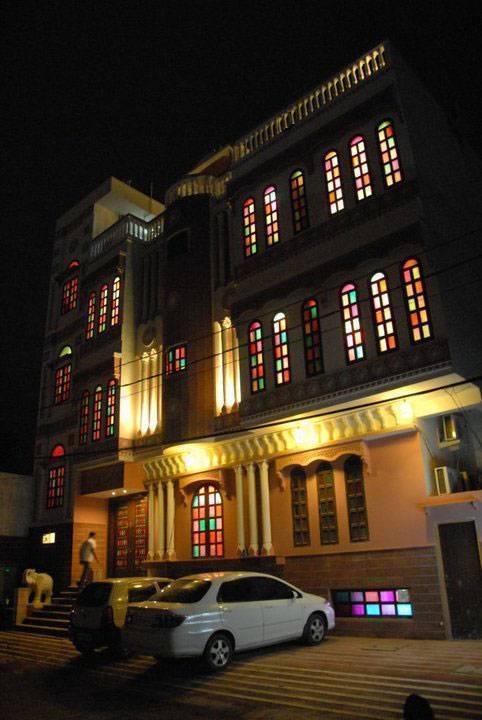 Rajputana Haveli, Jaipur, India, India hostela i hotela