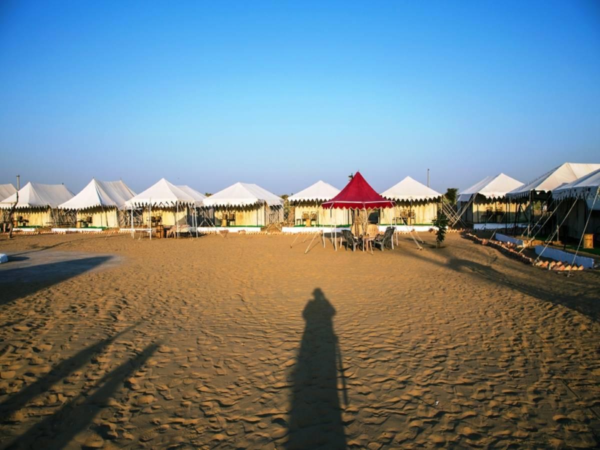 Rajwadi Desert Home Stay, Jaisalmer, India, India pensiuni și hoteluri