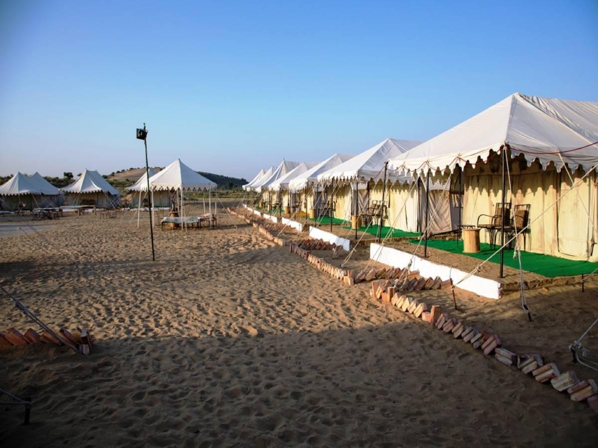 Rajwadi Desert Home Stay, Jaisalmer, India, Locuri de vacanță celebre și destinații cu cămine în Jaisalmer