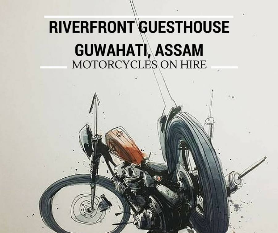 Riverfront Guest House, Guwahati, India, coolest hostels and backpackers in Guwahati