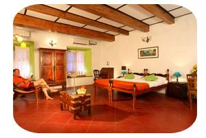 Rossitta Wood Castle Heritage Inn, Cochin, India, view and explore maps of cities and hostel locations in Cochin