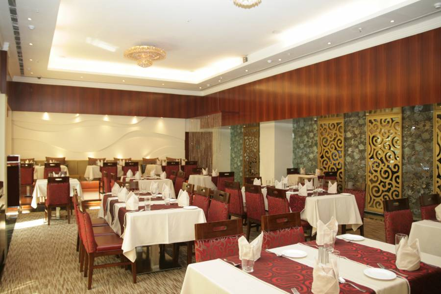 Saffron Kiran Hotel, Faridabad, India, India hostels and hotels