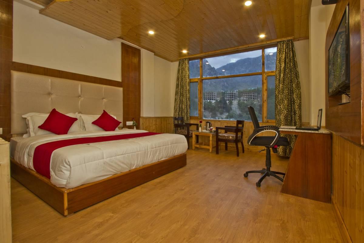 Sarthak Regency, Manali, India, India hostales y hoteles