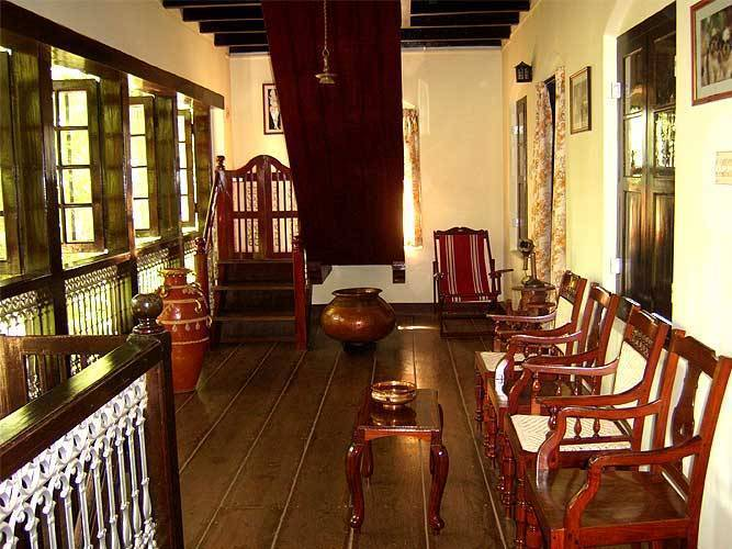 The Bungalow Homestay, Cochin, India, India hostels and hotels