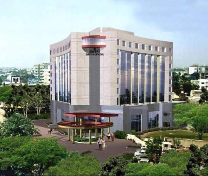 The Golkonda Hotel, Hyderabad, India, India hostels and hotels
