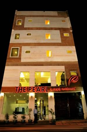 The Pearl-A Royal Residency, Delhi, India, India hostels and hotels