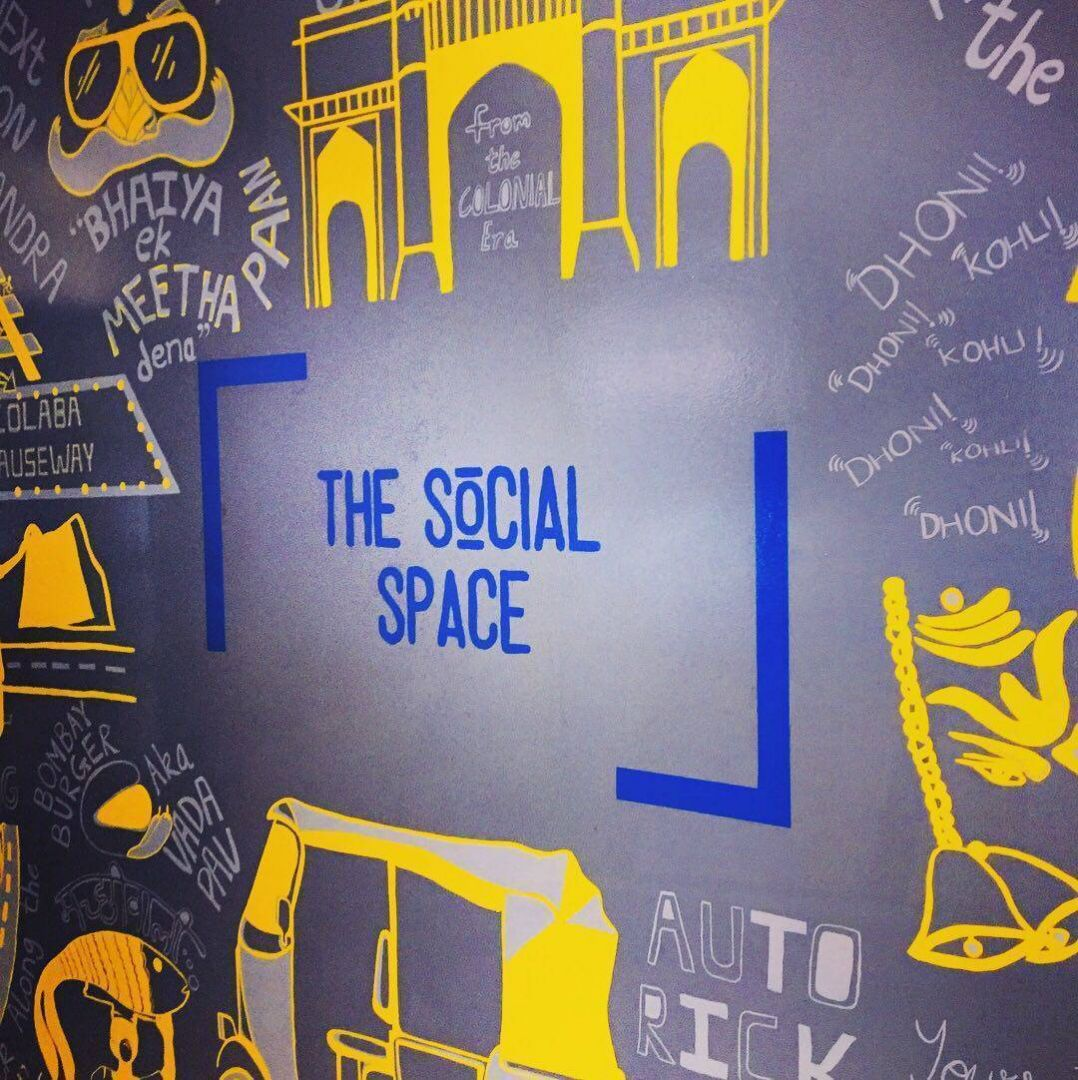 The Social Space, Mumbai, India, India hostels and hotels