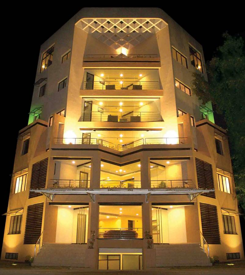 Time Square Hotel, Cochin, India, India hostels and hotels