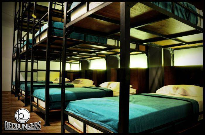 Bedbunkers Hostels Kuta, Kuta, Indonesia, scenic bed & breakfasts in picturesque locations in Kuta
