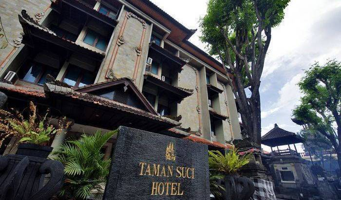 Taman Suci Hotel, bed and breakfast holiday 26 photos