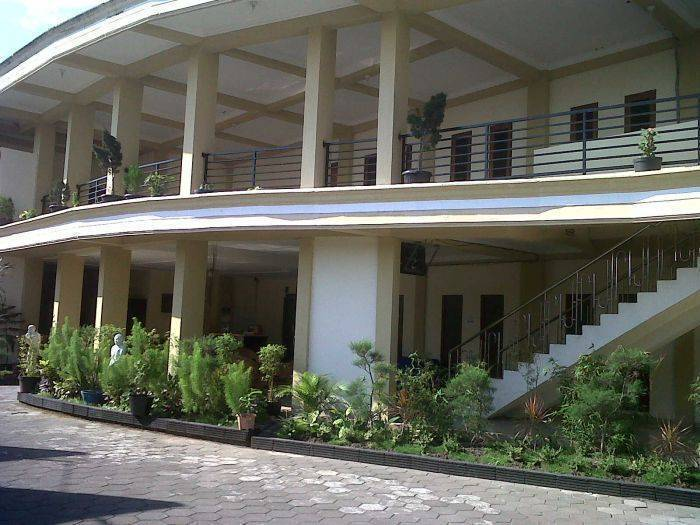 King Hotel, Yogyakarta, Indonesia, backpackers and backpacking hostels in Yogyakarta