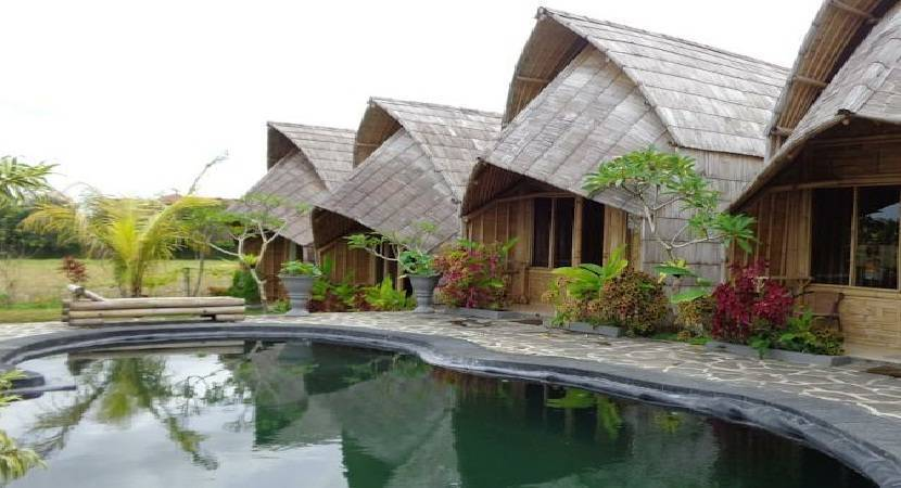 Laksmi Ecottages Ubud, Ubud, Indonesia, Indonesia hostels and hotels