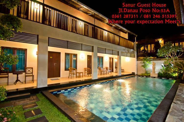Sanur Guest House, Sanur, Indonesia, book hostels in Sanur