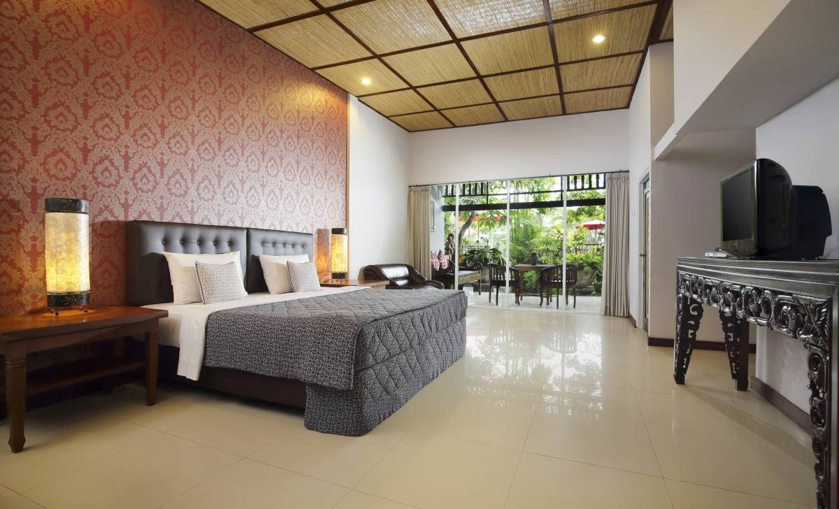 Taman Harum Hotel, Ubud, Indonesia, Indonesia hostels and hotels