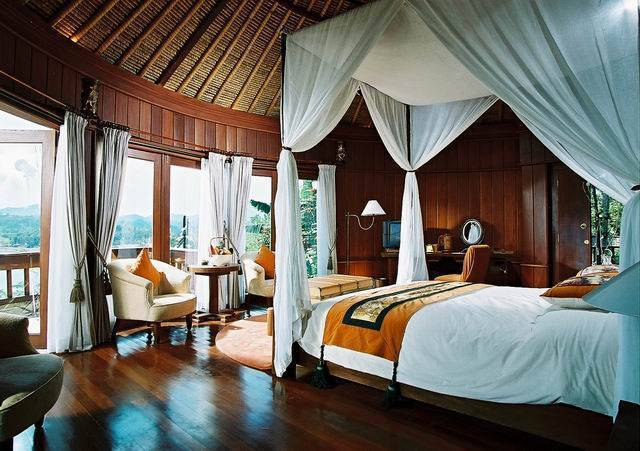 Taman Wana Villas and Spa, Negara, Indonesia, Indonesia hostels and hotels