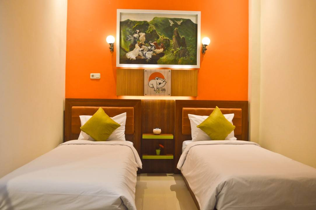 The Cabin Tanjung, Wonosobo, Indonesia, Indonesia hostels and hotels