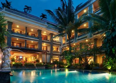 The Vira Bali Hotel, Tuban, Indonesia, Indonesia hostels and hotels