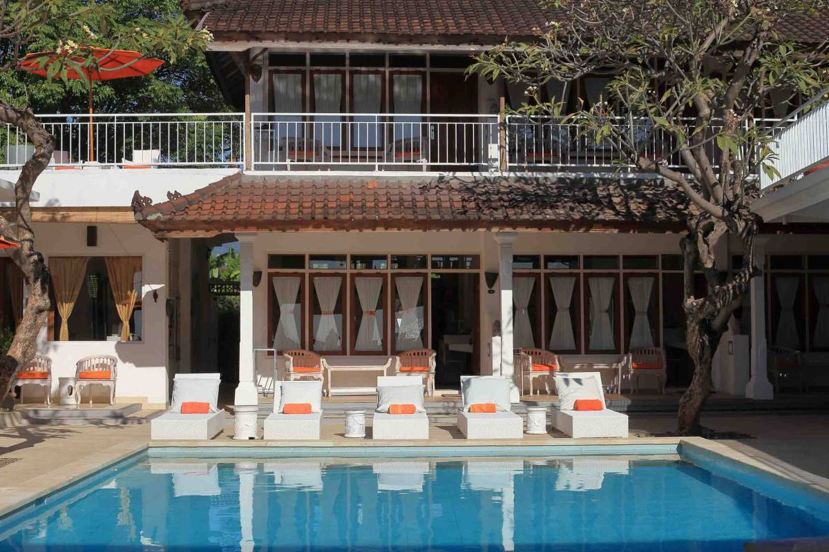 Villa Agung Beach Inn, Singaraja, Indonesia, Indonesia bed and breakfasts and hotels