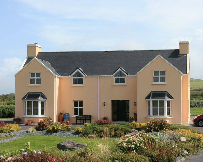 Brookhaven Guesthouse Bed and Breakfast, Waterville, Ireland, tips for traveling abroad and staying in foreign bed & breakfasts in Waterville