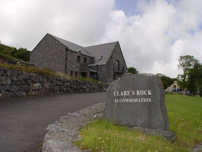 Clares Rock Hostel Andbudget B and B, Carran, Ireland, Ireland bed and breakfasts and hotels