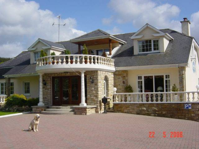 Crystal Springs Guest House, Killarney, Ireland, Ireland 침대와 아침 식사와 호텔