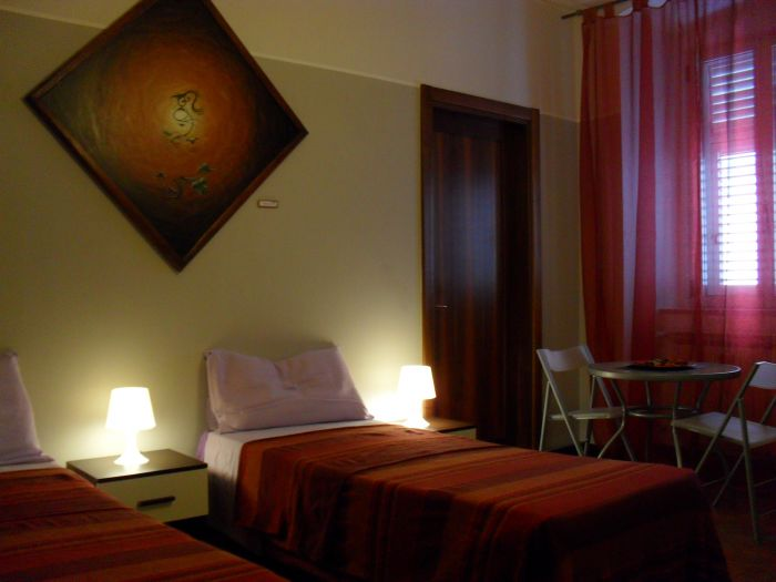 1970 Bed and Breakfast, Trieste, Italy, low cost travel in Trieste