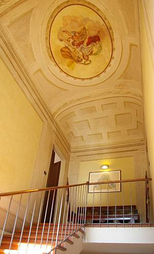 A Casa di Paola Suite-Room and Breakfast, Ravenna, Italy, gift certificates available for bed & breakfasts in Ravenna